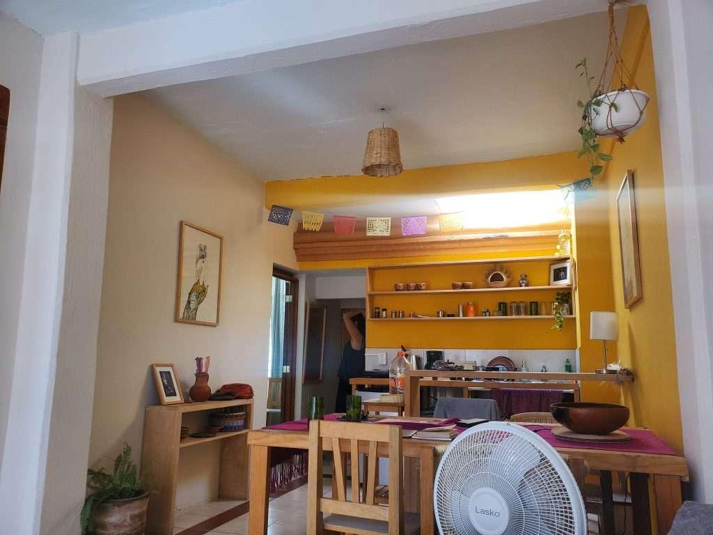 oaxaca city apartment on airbnb